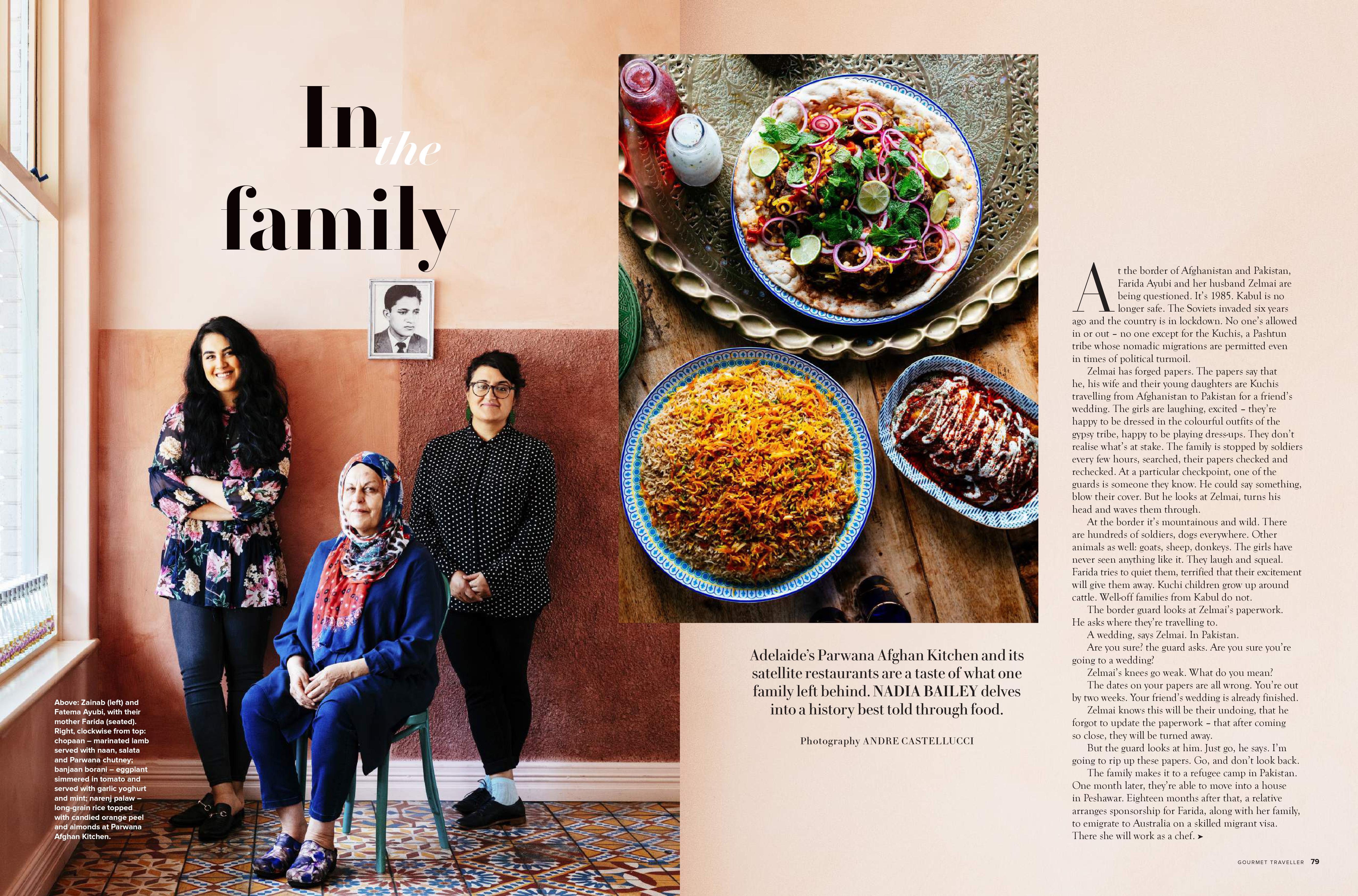 Parwana Afghan Kitchen Adelaide