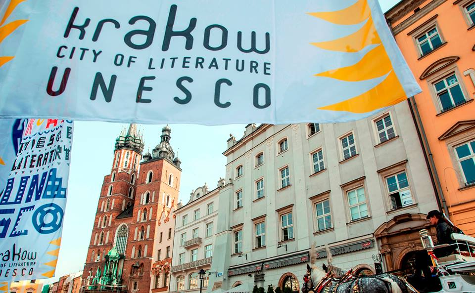 krakow unesco city of literature residency